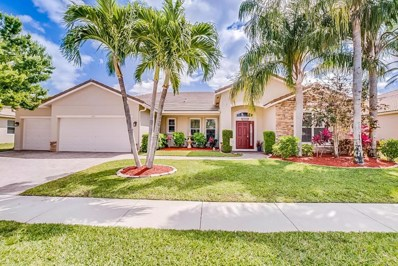 1436 Stonehaven Estates Drive, West Palm Beach, FL 33411 - MLS#: RX-10419388