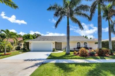 330 N Country Club Boulevard, Boca Raton, FL 33487 - MLS#: RX-10419418
