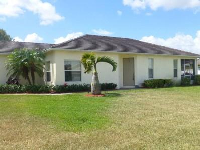 218 SW Manatee Springs Way, Port Saint Lucie, FL 34986 - MLS#: RX-10419467