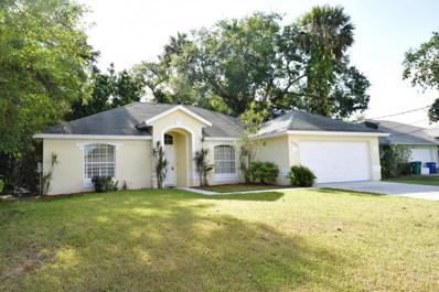 2389 SW Caballero Street, Port Saint Lucie, FL 34953 - MLS#: RX-10419468