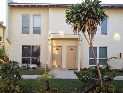 1500 N Congress Avenue UNIT C4, West Palm Beach, FL 33401 - MLS#: RX-10419495