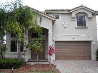 980 SE Fleming Way, Stuart, FL 34997 - MLS#: RX-10419516