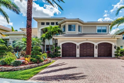 10847 Canyon Bay Lane, Boynton Beach, FL 33473 - MLS#: RX-10419646