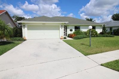 5379 Evening Star Way, Lake Worth, FL 33467 - MLS#: RX-10419734