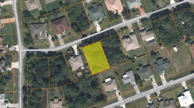 1362 SW Hebner Avenue, Port Saint Lucie, FL 34953 - MLS#: RX-10419741