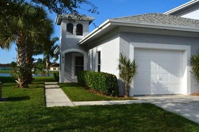 1812 Sandhill Crane Drive UNIT 1, Fort Pierce, FL 34982 - MLS#: RX-10419817