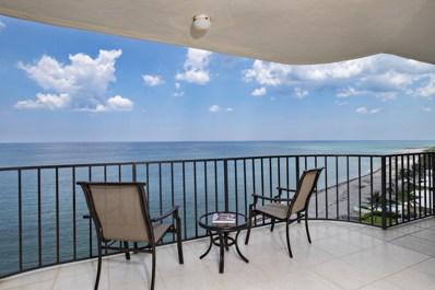 100 Beach Road UNIT 1002, Tequesta, FL 33469 - MLS#: RX-10419830