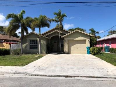 405 NE 13th Avenue, Boynton Beach, FL 33435 - MLS#: RX-10419996