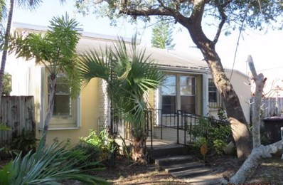524 Upland Road, West Palm Beach, FL 33401 - MLS#: RX-10420007