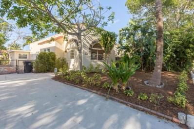 521 Ardmore Road, West Palm Beach, FL 33401 - MLS#: RX-10420037