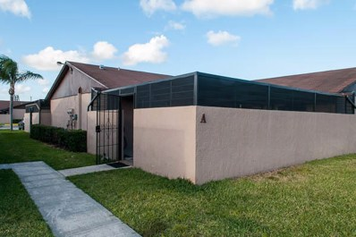 4774 Sunny Palm Circle UNIT A, West Palm Beach, FL 33415 - MLS#: RX-10420060