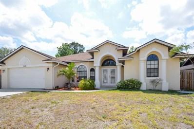 536 SE Crosspoint Drive, Port Saint Lucie, FL 34953 - MLS#: RX-10420081