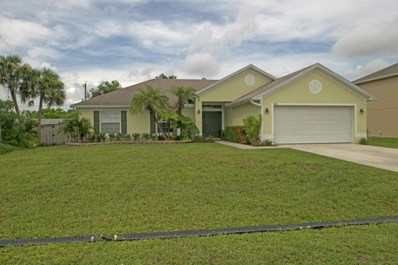 858 SW Abingdon Avenue NW, Port Saint Lucie, FL 34953 - MLS#: RX-10420131