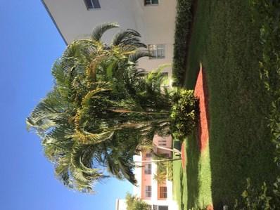 341 Burgundy UNIT H, Delray Beach, FL 33484 - MLS#: RX-10420149
