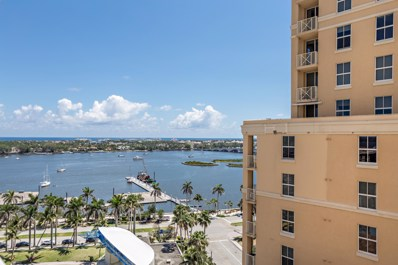 201 S Narcissus Avenue UNIT 1001, West Palm Beach, FL 33401 - #: RX-10420151