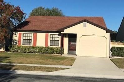 1361 SE Birmingport Court, Port Saint Lucie, FL 34952 - MLS#: RX-10420172
