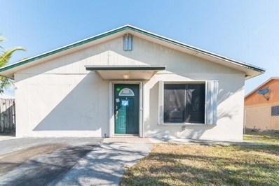 1095 Chickasaw Street, Jupiter, FL 33458 - MLS#: RX-10420398