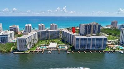 3300 S Ocean Boulevard UNIT 421c, Highland Beach, FL 33487 - MLS#: RX-10420605
