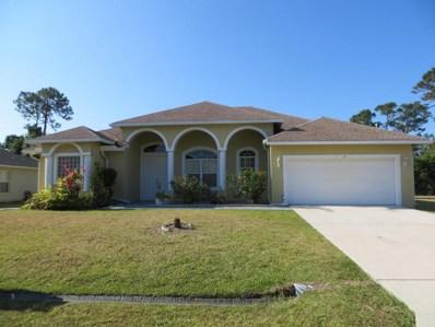 1018 SW Payne Avenue, Port Saint Lucie, FL 34953 - MLS#: RX-10420608