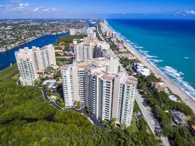 3700 S Ocean Boulevard UNIT 903, Highland Beach, FL 33487 - MLS#: RX-10420799