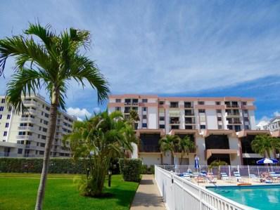 145 S Ocean Avenue UNIT 201, Palm Beach Shores, FL 33404 - MLS#: RX-10420937