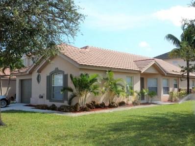 6174 Savannah Way, Lake Worth, FL 33463 - MLS#: RX-10421077