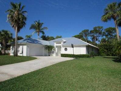 8523 SE Wilkes Place, Hobe Sound, FL 33455 - MLS#: RX-10421124