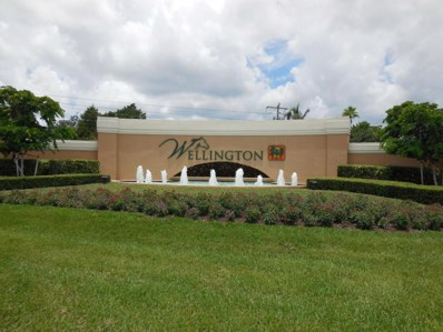 2100 Greenview Shores Blvd UNIT 501, Wellington, FL 33414 - MLS#: RX-10421128