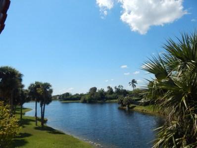5804 Fox Hollow Drive UNIT C, Boca Raton, FL 33486 - MLS#: RX-10421148