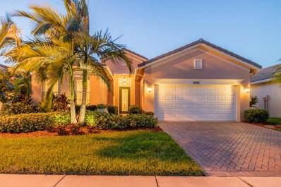 9581 SW Glenbrook Drive, Port Saint Lucie, FL 34987 - MLS#: RX-10421240