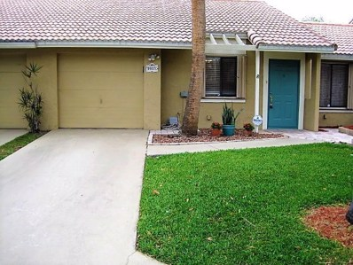 9907 62nd Terr So S UNIT C, Boynton Beach, FL 33437 - MLS#: RX-10421291