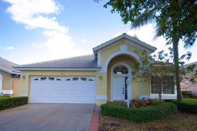 4315 Grosvenor Court, West Palm Beach, FL 33409 - MLS#: RX-10421293