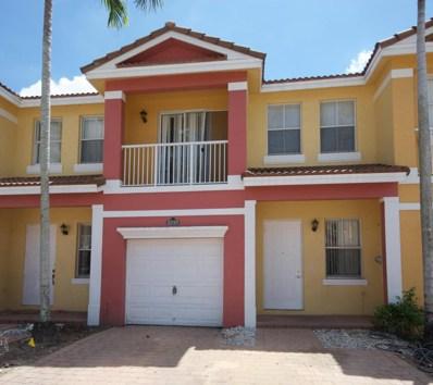 2228 Shoma Drive, Royal Palm Beach, FL 33414 - MLS#: RX-10421297