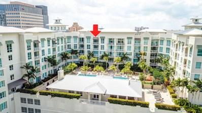 480 Hibiscus Street UNIT 1018, West Palm Beach, FL 33401 - MLS#: RX-10421370