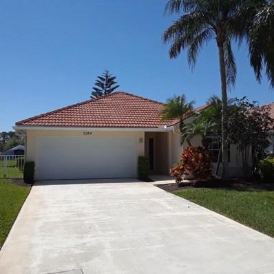 2284 SW Shoal Creek Trace, Palm City, FL 34990 - MLS#: RX-10421479