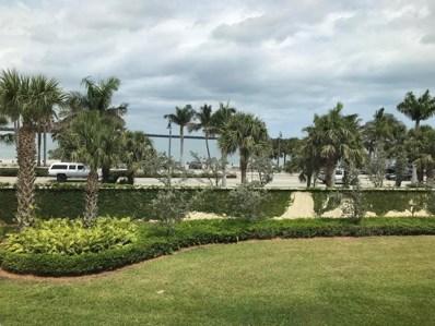 35 Harbour Isle Drive W UNIT 206, Fort Pierce, FL 34949 - MLS#: RX-10421531