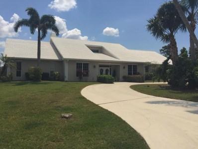 10106 SW San Pablo Terrace, Palm City, FL 34990 - MLS#: RX-10421535