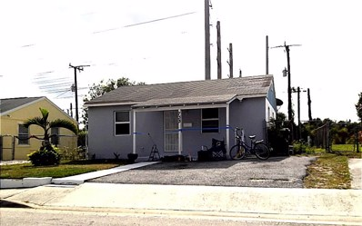 733 W 1st Street, West Palm Beach, FL 33404 - MLS#: RX-10421554