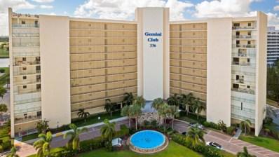 336 Golfview Road UNIT 514, North Palm Beach, FL 33408 - MLS#: RX-10421674