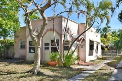 522 Upland Road, West Palm Beach, FL 33401 - MLS#: RX-10421688