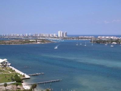 5600 N Flagler Drive UNIT 2407, West Palm Beach, FL 33407 - MLS#: RX-10421699