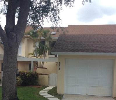 303 Maplewood Drive, Greenacres, FL 33415 - MLS#: RX-10421741