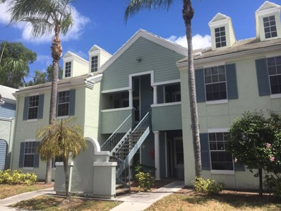 1020 Crystal Way UNIT D, Delray Beach, FL 33444 - MLS#: RX-10421774