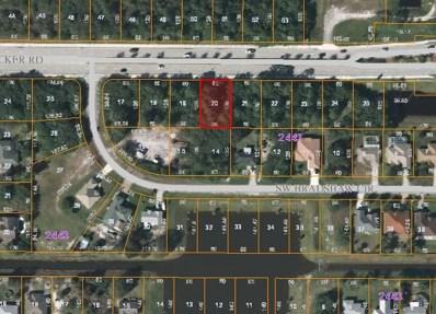 554 SW Backert Avenue, Port Saint Lucie, FL 34953 - MLS#: RX-10421837