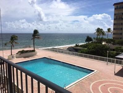 3456 S Ocean Boulevard UNIT 3060, Palm Beach, FL 33480 - MLS#: RX-10421885