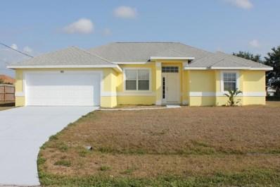 501 SW Lairo Avenue, Port Saint Lucie, FL 34953 - MLS#: RX-10421906