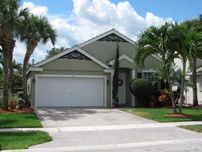 142 Canterbury Place, Royal Palm Beach, FL 33414 - MLS#: RX-10421915