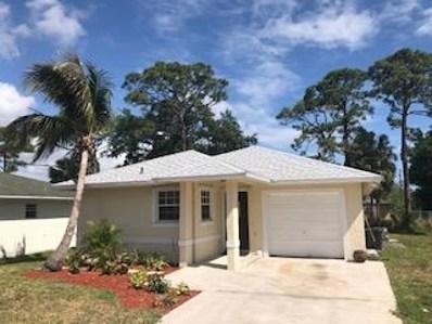 6643 2nd Street, Jupiter, FL 33458 - MLS#: RX-10421990