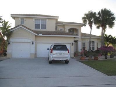3461 Harness Circle, Lake Worth, FL 33449 - MLS#: RX-10422021