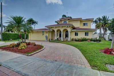 400 SE 7th Avenue, Pompano Beach, FL 33060 - MLS#: RX-10422026